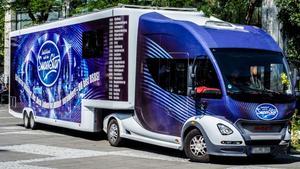 DSDS-Truck, DSDS-Castings, DSDS-Castingtour, DSDS 2015, Deutschland sucht den Superstar