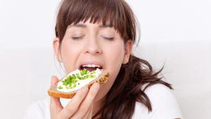 Satt essen und glücklich sein, aber...