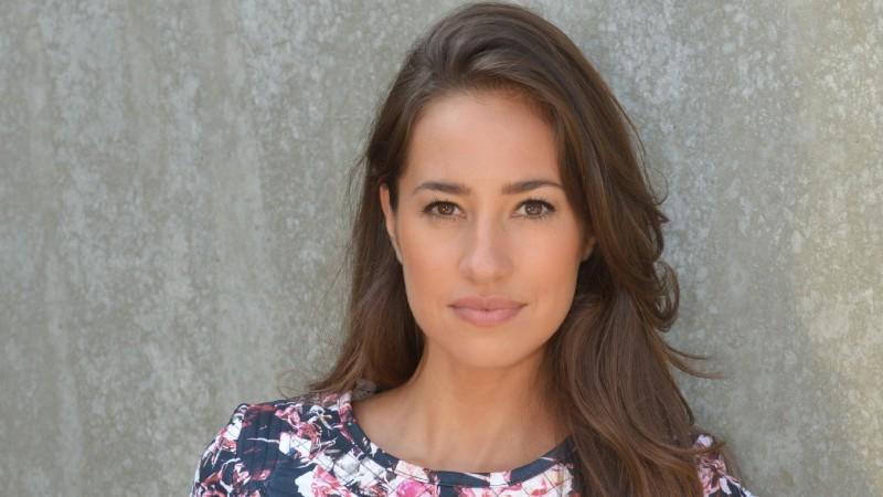 Elena García Gerlach spielt Elena Castillo