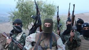 Kampf gegen vom Westen unterstützte Gruppen in Syrien