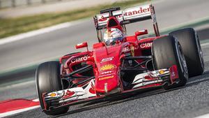 Generalprobe live: Vettel vs. Rosberg