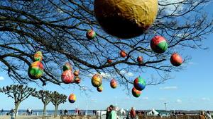Ostern 2015 oft sonnig, aber kalt
