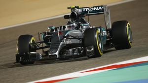 Rosberg glänzt - Ferrari macht Druck