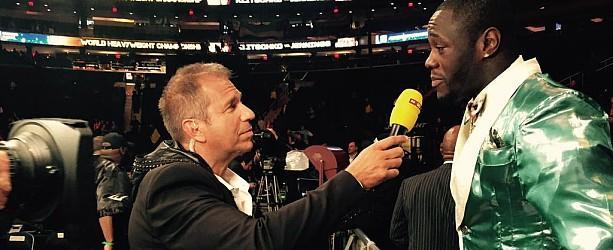 WBC-Champ fordert Wladimir