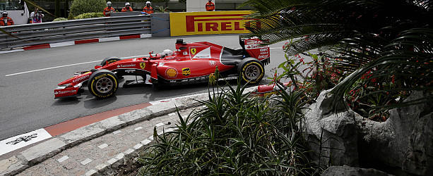 Monaco-GP | 3. Freies Training
