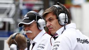 Mercedes: 'Wir haben es vermasselt'