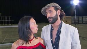 Kommt Minh-Khai durch den Tanz-TÜV?