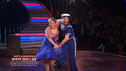 Maite Kelly tanzt den Quickstep