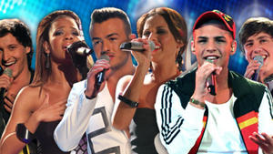 Die Top 6 Kandidaten von Deutschland sucht den Superstar 2011