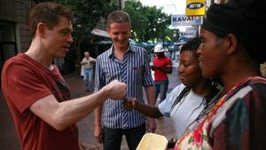 RTL  Wir helfen Kindern 2011 Projektpate Michael Mittermeier 