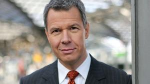 Peter Kloeppel spricht im Interview über die 'Sag's auf Deutsch'-Kampagne.