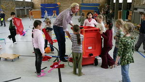 Boris Becker ist dieses Jahr Projektpate fr &quot;RTL - Wir helfen Kindern&quot;