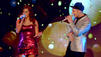 "Das Supertalent 2011: Pietro Lombardi und Sarah Engels mit ""It's Christmas Time"""