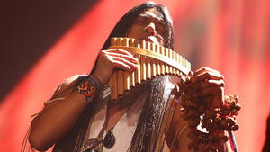 Das Supertalent 2011 Leo Rojas
