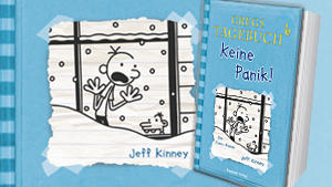 Gregs Tagebuch 6 - Keine Panik! von Jeff Kinney