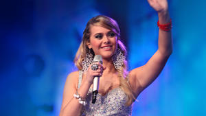 DSDS 2012 Kandidatin Fabienne Rothe