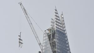 The Shard, London, höchstes Hochhaus Europa