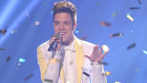 DSDS 2012: Luca Hänni ist der Superstar 2012