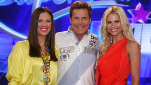 DSDS Kids Jury Dana Schweiger, Dieter Bohlen und Michelle Hunziker