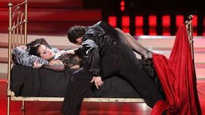 Let's Dance 2012: Rebecca Mir und Massimo Sinat