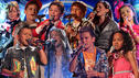 Die Kids und Songs im gro&amp;szlig;en Finale