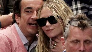 Mary-Kate Olsen und Olivier Sarkozy gemeinsam im Madison Square Garden 