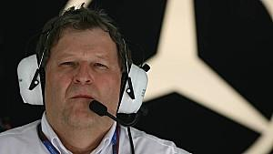 Mercedes-Motorsportchef Norbert Haug