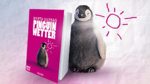 &quot;Pinguinwetter&quot; von Britta Sabbag