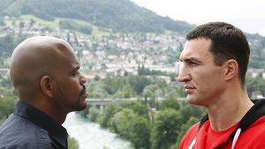 Tony Thompson; Wladimir Klitschko