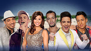 DSDS: &quot;Superstar Open Air&quot; in Eckernfrde.