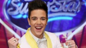 DSDS Gewinner 2012 Luca Hnni