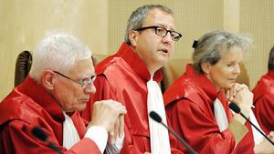 Das Bundesverfassungsgericht kippt auch das neue Wahlrecht