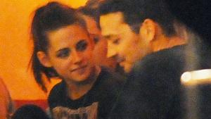 Kristen Stewart und Rupert Sanders bei gemeinsamem Abendessen.