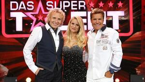 Das Supertalent 2012 Jury