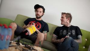 The Gaslight Anthem im exklusiven Interview