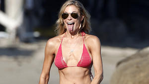 LeAnn Rimes mager