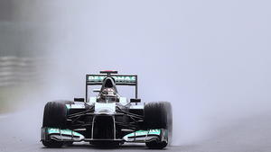 Michael Schumacher, Mercedes, Spa, Formel 1