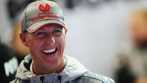 Michael Schumacher, Mercedes, Spa, Formel 1