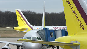 Germanwings und Lufthansa