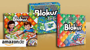 Kaufen Sie Ihre Blokus-Version hier!