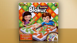 Blokus Junior: Strategiespiel ab fünf