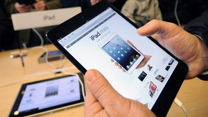 Tablet-Computer iPad Stiftung Warentest