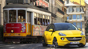 Opel Adam im Fahrtest