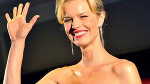 Eva Herzigova ist zum dritten Mal schwanger