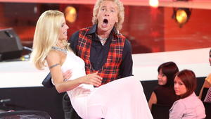 Thomas gottschalk Das Supertalent 2012