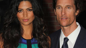 Matthew McConaughey ist zum dritten Mal Papa