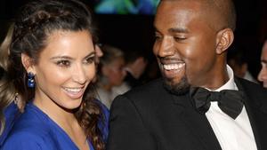 Im Babyglück: Kim Kardashian und Kanye West bekommen ein Baby.
