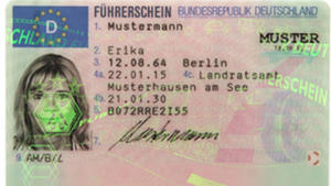 Fhrerschein, 15 Jahre