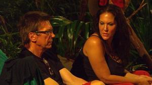 Dschungelcamp 2013 Arno Funke und Allegra Curtis
