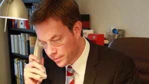 Rechtsanwalt Christian H. Hochgrebe